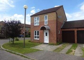 Thumbnail 3 bed detached house for sale in Christian Court, Willen, Milton Keynes