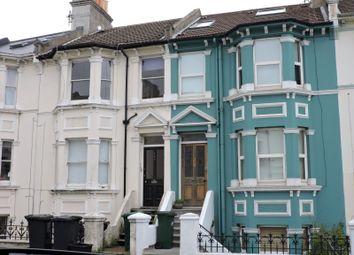 Thumbnail 1 bedroom flat to rent in Queens Park Road, Brighton