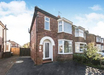 Thumbnail 3 bed semi-detached house for sale in Rydal Avenue, Middlesbrough
