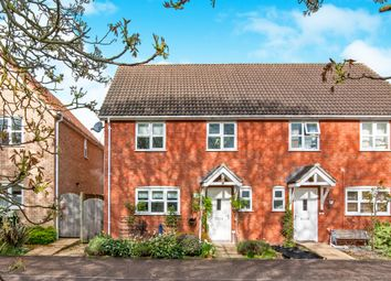 Thumbnail 3 bed semi-detached house for sale in Green Acre Close, Mundford, Thetford