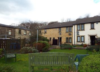 Thumbnail 1 bed flat to rent in The Hawthorns, Booth Road, Waterfoot