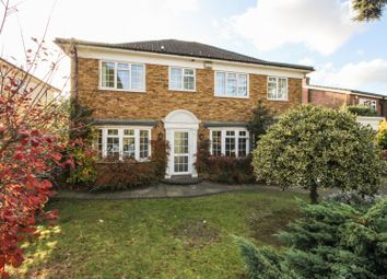 Thumbnail 5 bed detached house for sale in Oldfield Road, Bromley