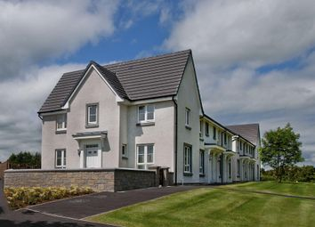 "Thumbnail 3 bedroom end terrace house for sale in ""Dunrobin"" at Mugiemoss Road, Bucksburn, Aberdeen"