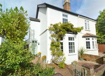 Thumbnail 4 bed semi-detached house for sale in Falmouth Road, Hersham, Surrey