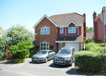 Thumbnail 4 bed detached house for sale in Manor Crescent, Epsom