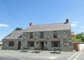 Thumbnail 3 bed detached house for sale in The Bont, Llanglydwen, Whitland, Carmarthenshire