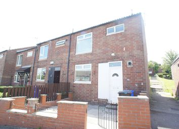 Thumbnail 3 bedroom end terrace house for sale in Firshill Glade, Sheffield
