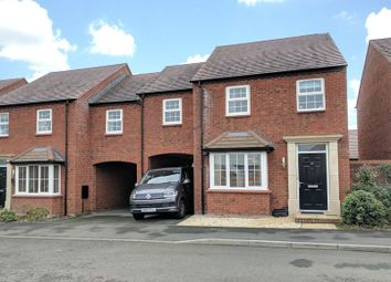 Thumbnail 4 bed semi-detached house for sale in Pearmain Drive, Holmer, Hereford