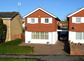 Thumbnail 3 bed detached house for sale in Deeble Road, Kettering