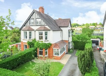 Thumbnail 5 bed semi-detached house for sale in Broadway, Llandrindod Wells, Powys