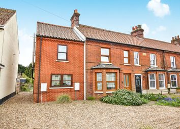 Thumbnail 4 bed end terrace house for sale in Norwich Road, Dereham