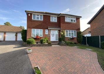 4 bed detached house for sale in Bloomsbury Way, Hawley, Camberley GU17