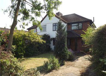 Thumbnail 3 bed semi-detached house to rent in Oak Tree Avenue, Marlow, Buckinghamshire