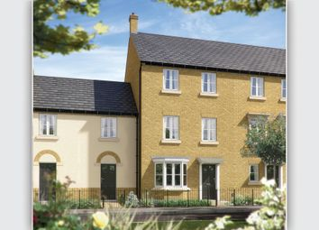 """Thumbnail 4 bed semi-detached house for sale in """"The Oxford"""" at Whitelands Way, Bicester"""