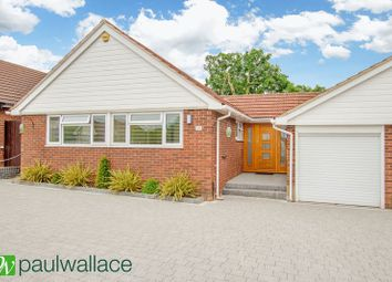 Thumbnail 2 bed bungalow for sale in Banes Down, Nazeing, Waltham Abbey