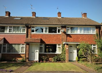 Thumbnail 4 bed terraced house for sale in Linkfield, West Molesey