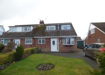 Thumbnail 3 bed semi-detached house for sale in Princess Drive, Sandbach, Cheshire
