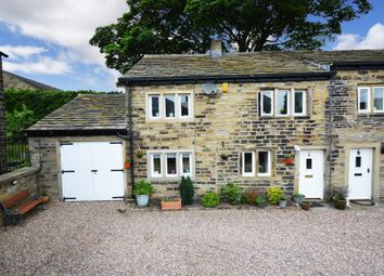Thumbnail 3 bed semi-detached house for sale in Midway, South Crosland, Huddersfield