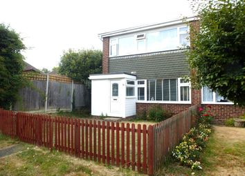Thumbnail 3 bed end terrace house for sale in Granville Gardens, Hoddesdon