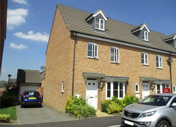 Thumbnail 4 bed end terrace house for sale in Scarsdale Way, Grantham