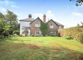 Thumbnail 4 bed semi-detached house for sale in Heywood Hall, Congleton Road, Nether Alderley, Cheshire