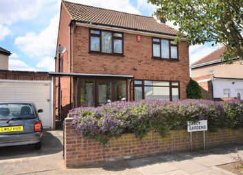 Thumbnail 3 bed detached house for sale in Darcy Gardens, Kenton, Harrow, Middlesex