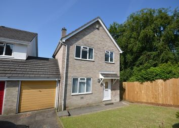 Thumbnail 3 bed link-detached house for sale in Chirgwin Road, Truro