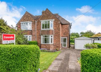 Thumbnail 3 bed semi-detached house for sale in North Avenue, Stafford