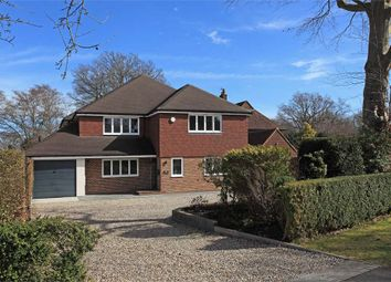 Thumbnail 5 bed detached house for sale in Dornden Drive Langton Green, Tunbridge Wells, Kent