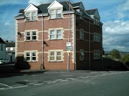 Thumbnail 2 bed flat to rent in 2/4 The Triangle, Barry Island, Barry