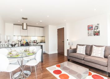 Thumbnail 1 bed flat to rent in Crawford Building, Aldgate, London