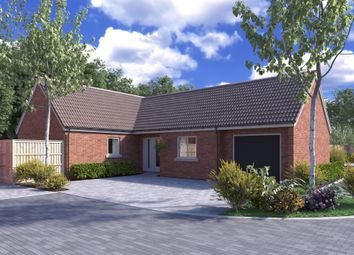 Thumbnail 3 bed detached bungalow for sale in The Oaks, Beaumont Road, Great Oakley, Harwich