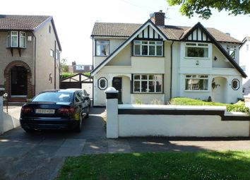 Thumbnail 3 bed semi-detached house to rent in 20 Acreville Road, Bebington, Wirral