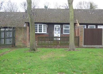 Thumbnail 3 bed bungalow for sale in Hills Close, Great Linford, Milton Keynes, Bucks