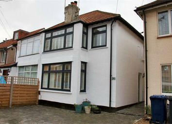 Thumbnail 3 bed semi-detached house for sale in Studland Road, Hanwell, London