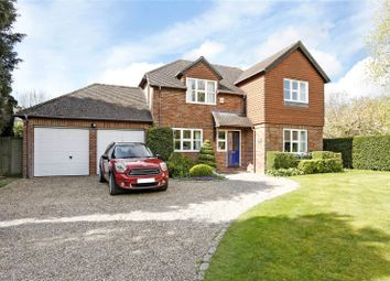 Thumbnail 4 bed detached house for sale in Hare Lane, Little Kingshill, Great Missenden, Buckinghamshire