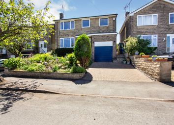 Thumbnail 4 bed detached house for sale in St. Quentin Rise, Bradway, Sheffield