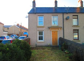 Thumbnail 3 bedroom end terrace house for sale in Neath Road, Swansea, City And County Of Swansea.
