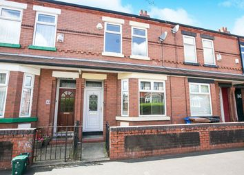 Thumbnail 3 bed terraced house for sale in Thornley Lane North, Reddish, Stockport