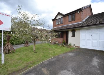 Thumbnail 3 bed detached house for sale in Chiltern Avenue, Bishops Cleeve, Cheltenham