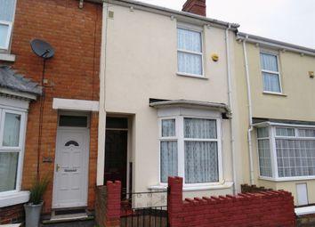 Thumbnail 3 bedroom terraced house for sale in Wanderers Avenue, Blakenhall, Wolverhampton