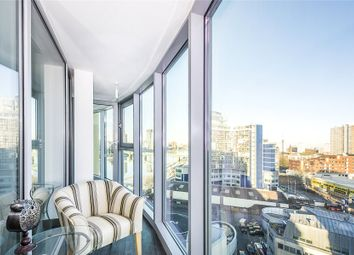 Thumbnail 2 bed flat for sale in Altura Tower, Bridges Court Road, London