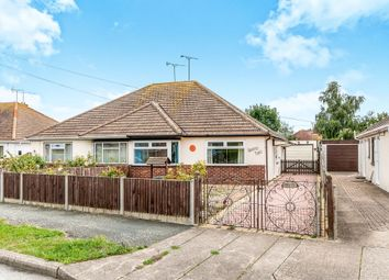 Thumbnail 2 bedroom semi-detached bungalow for sale in Russell Drive, Whitstable