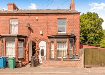 Thumbnail 3 bed end terrace house to rent in Woodland Avenue, Gorton, Manchester