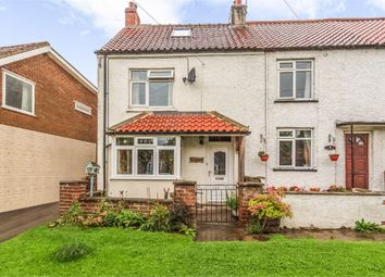 Thumbnail 4 bed end terrace house for sale in Front Street, Appleton Wiske, Northallerton, North Yorkshire