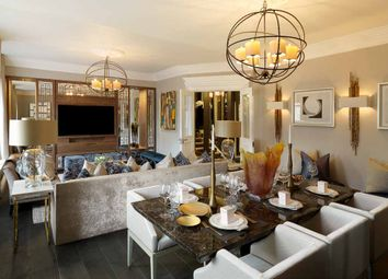Thumbnail 3 bed flat for sale in Hans Place, Knightsbridge, London