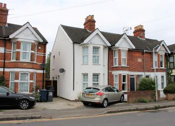 Thumbnail 3 bed end terrace house to rent in Desborough Park Road, High Wycombe