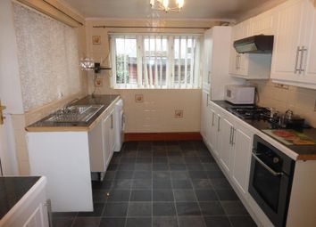 Thumbnail 3 bed terraced house to rent in Thackeray Road, Hartlepool