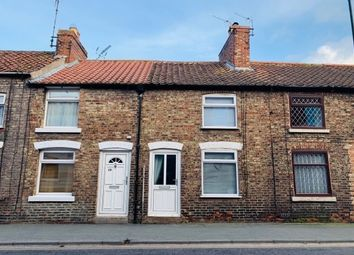 Thumbnail 2 bedroom terraced house to rent in Wold Street, Norton, Malton