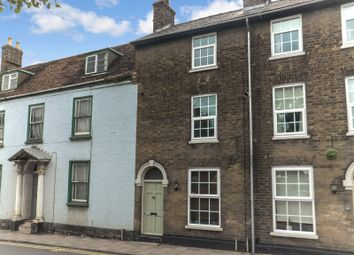 Thumbnail 2 bed terraced house to rent in Ermine Street, Huntingdon, Cambs